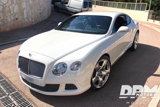 Bentley Continental GT II W12