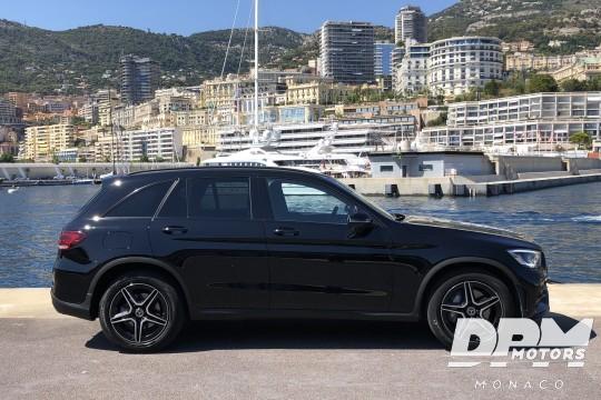 Mercedes-Benz GLC 400 D AMG