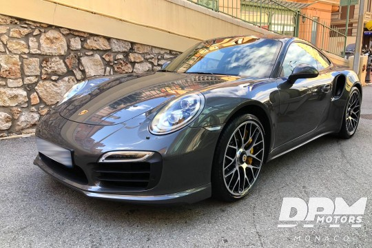 Porsche 991 Turbo S PDK 560