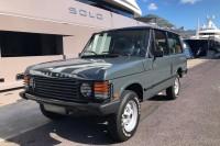 Land Rover Range Rover 3,5L V8 Carbu BA