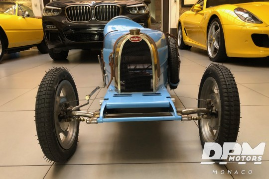 Bugatti Type 52 Junior Recreation