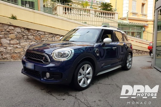 MINI Countryman Cooper SD All4 BA