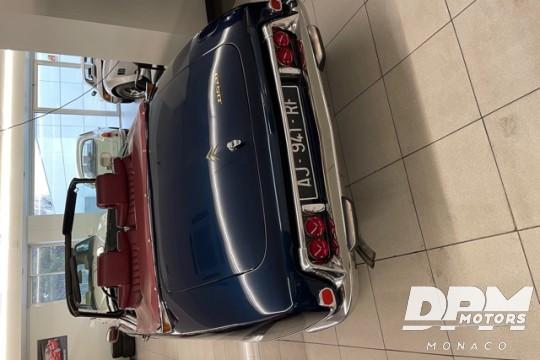 Citroen DS 21 Chapron Cabriolet