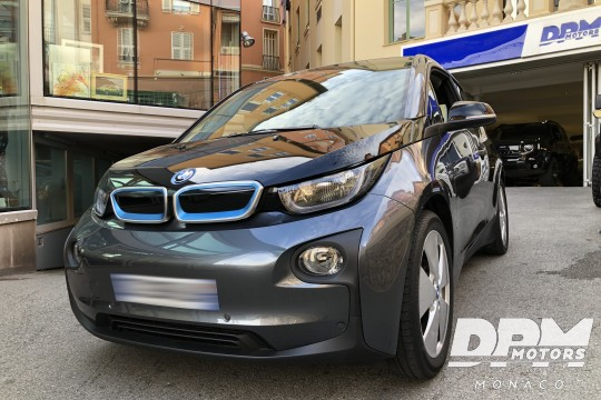 BMW I3 + Prolongateur