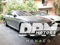 Mercedes-Benz S 500 Coupe 4-Matic