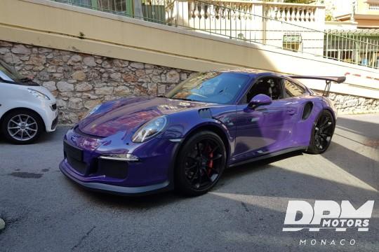 Porsche 991 GT3 RS 500ch