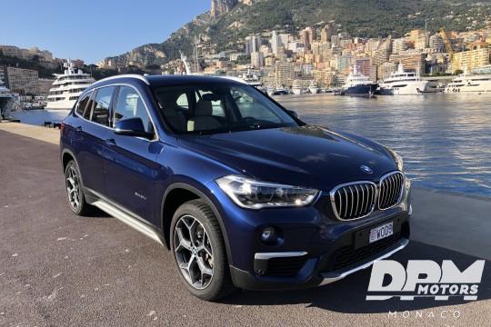 BMW X1 2.0 DA X-Drive 190 X-line