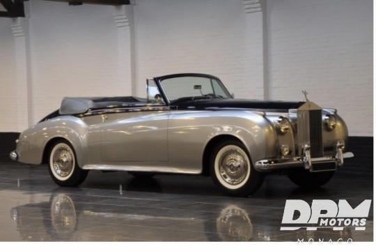 Rolls-Royce Silver Cloud II Cabriolet