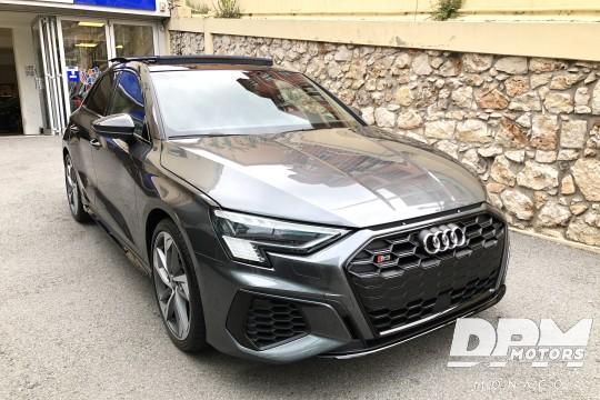Audi S3 Sportback 2L TFSI S-Tronic 7 Quattro 310