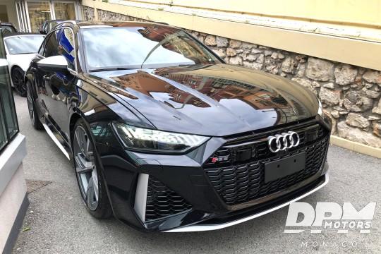 Audi RS6 Avant 4L TFSI 600 Q Tiptro V8