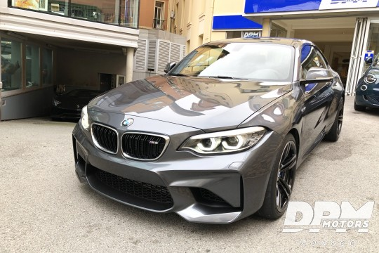 BMW M2 Coupé DKG 370