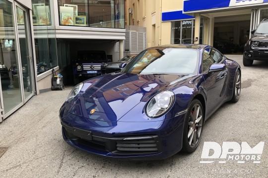 Porsche 992 C4S