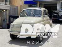 Fiat 500 D Decouvrable