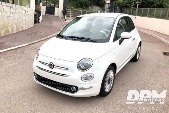 Fiat 500 1,2L LOUNGE 69