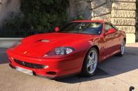Ferrari 550 Maranello 45 cv