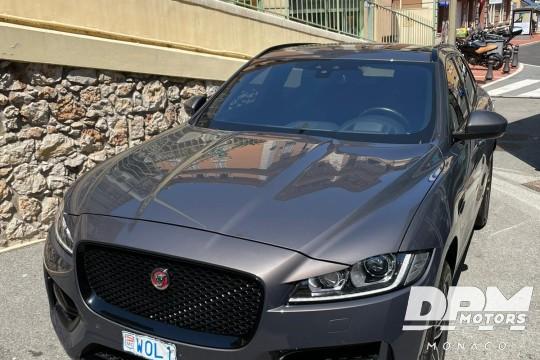 Jaguar F Pace 2L Diesel R-Sport  4X4 BVA8