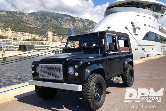 Land Rover Defender 90 Cabriolet BA