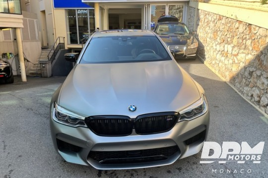 BMW M5 Compétition 625ch  BVA8