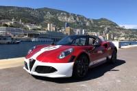 Alfa Romeo 4C Spider Edizione Corsa 17/35