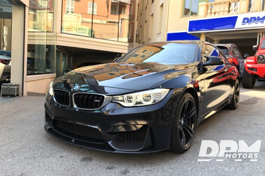 BMW M4 3.0 DKG
