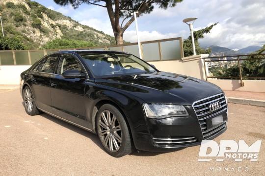 Audi A8 4.2L TDI  Quattro