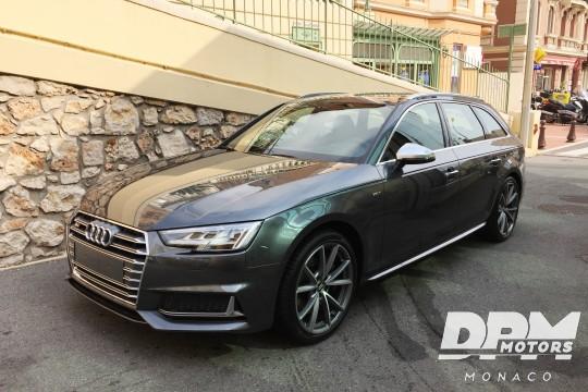Audi S4 Avant 3L TFSI Q Tipt 354