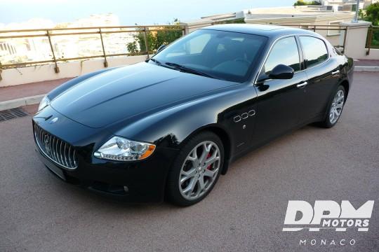 Maserati Quattroporte S 4.7L V8 BA