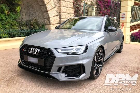 Audi RS4 Avant V6 2,9 TFSI Tipt 8 450