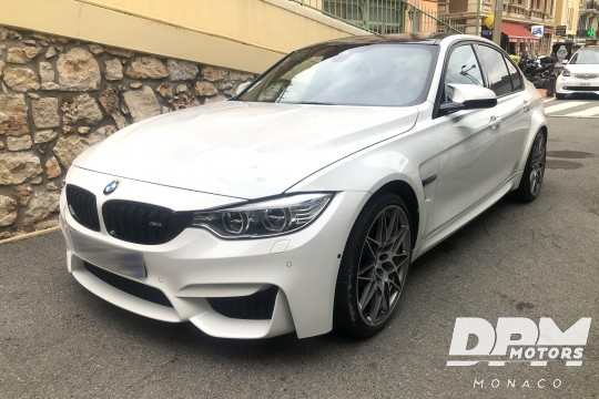 BMW M3 450ch Pack Competition M DKG