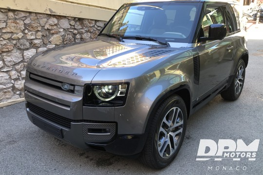 Land Rover Defender 90 SI4 400 AWD Auto X-Dynamic S 6 places