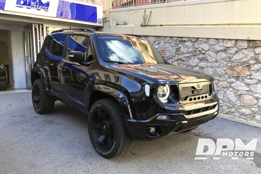 Jeep MILITEM Hero Trailhawk 2l TDI 170ch
