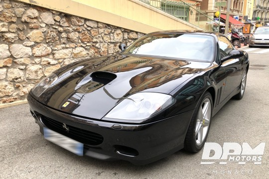 Ferrari 575 Maranello F1