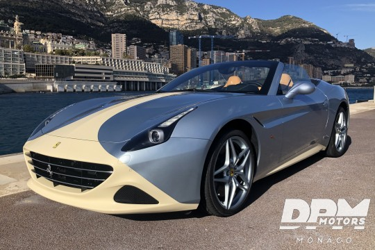 Ferrari California T 70th