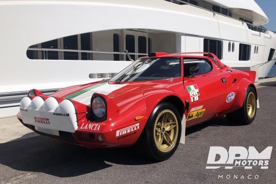 Lancia Stratos HF Gr4