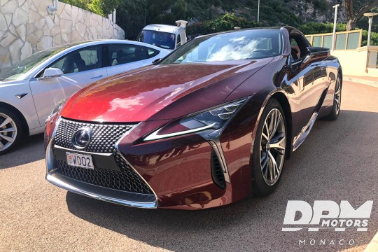 Lexus LC 500H Executive