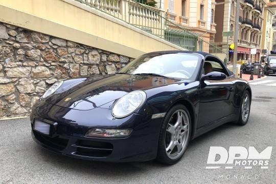 Porsche 997 C4S Cab Tipt