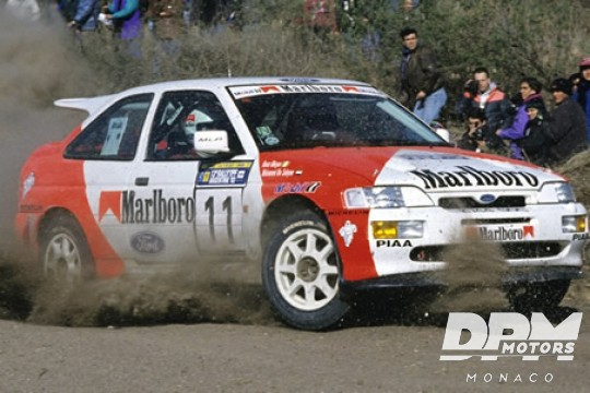 Ford Escort Cosworth GrN