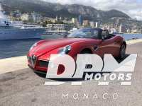 Alfa Romeo 8C 4,7L Spider