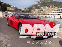 """Ferrari Testarossa """"Ecrou central"""""""
