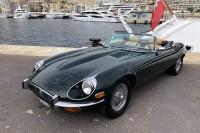 Jaguar Type E Cab V12