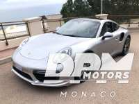Porsche 991 Turbo S PDK 580